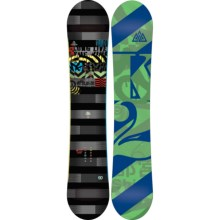 K2 Lifelike Snowboard - Wide in 160 Graphic - Closeouts