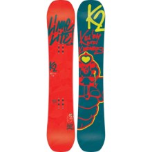 K2 Lime Lite Snowboard (For Women) in Graphic - Closeouts