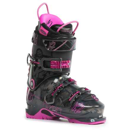 K2 Minaret 100 Ski Boots (For Women) in See Photo - Closeouts