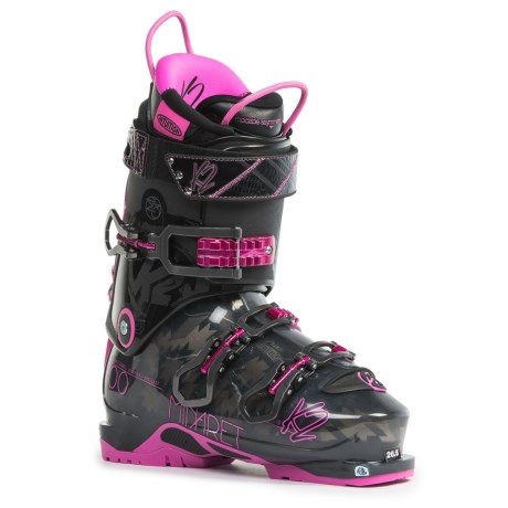 K2 Minaret 100 Ski Boots (For Women) in See Photo