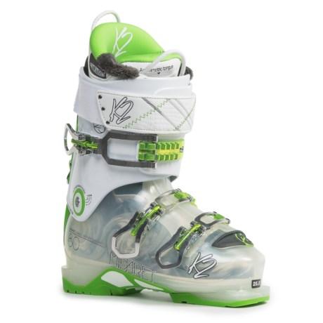 K2 Minaret 80 Ski Boots (For Women) in See Photo