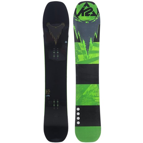 K2 Peace Keeper Snowboard in Graphic