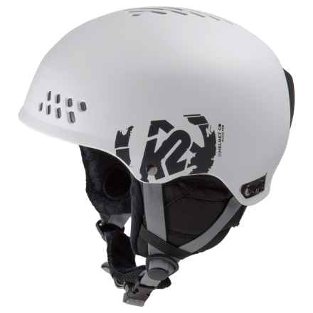 K2 Phase Pro Ski Helmet in White - Closeouts