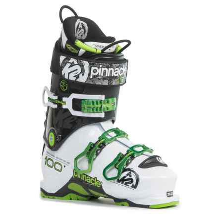 K2 Pinnacle 100 Ski Boots in See Photo - Closeouts