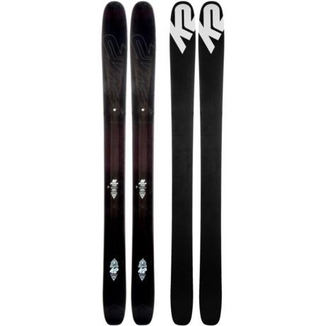 K2 Pinnacle 118 Skis in See Photo