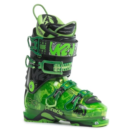 K2 Pinnacle 130 Alpine Touring Ski Boots in See Photo