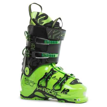 K2 Pinnacle Pro Alpine Touring Ski Boots in See Photo - Closeouts