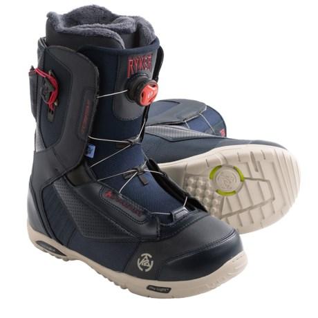 K2 Ryker Snowboard Boots (For Men) in Navy