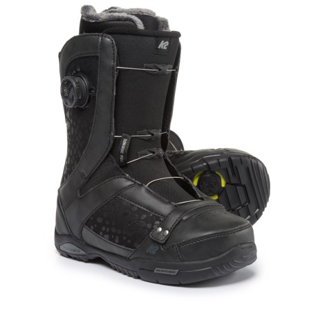 K2 Snowboard Boots (For Women) in Black