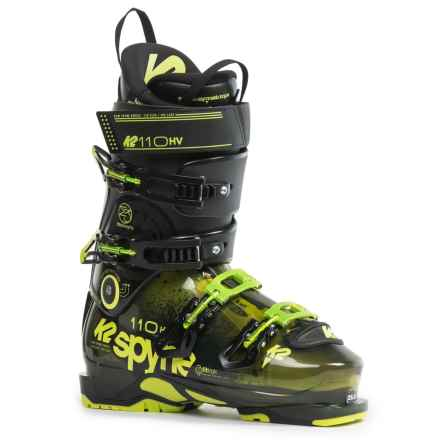 K2 SpYne 110 HV Ski Boots in See Photo - Closeouts