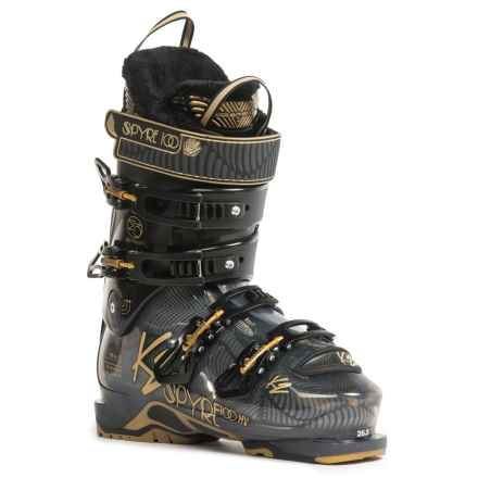 K2 Spyre 100 HV Ski Boots (For Women) in See Photo - Closeouts