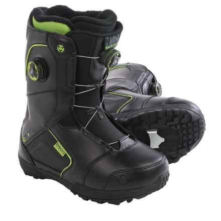 K2 Stark Snowboard Boots (For Men) in Black - Closeouts