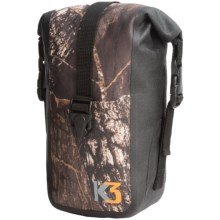 K3 1.5 Liter Personal Pack Dry Bag in Camo - Closeouts