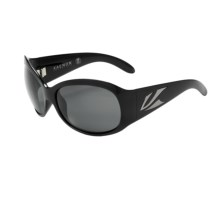 Kaenon Delite Sunglasses - Polarized in Black/G12 Grey - Closeouts