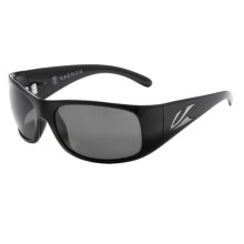 Kaenon Jetty Sunglasses - Polarized in Black/G12 Grey - Closeouts
