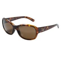 Kaenon Maya Pattern Frame Sunglasses - Polarized (For Women) in Tortise/B12 Brown - Closeouts