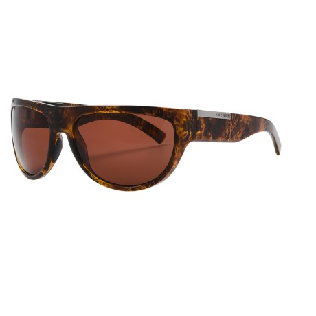 Kaenon Pino Sunglasses - Polarized in Havana/C12 Copper