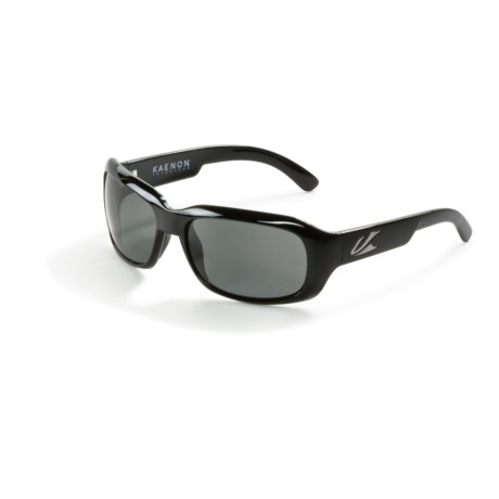 Kaenon Porter Sunglasses - Polarized in Black/G12