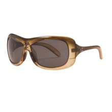 Kaenon Squeeze Sunglasses - Polarized, Hand-Painted Frame (For Women) in Smokey Topaz/G12 Grey - Closeouts