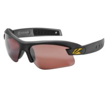 Kaenon X-Kore Sunglasses - Polarized in Graphite Yellow/C12 Copper - Closeouts