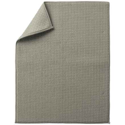 """KAF Home Dish-Drying Mat - 15x20"""" in Drizzle - Closeouts"""