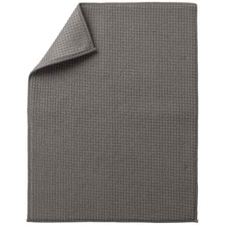 "KAF Home Dish-Drying Mat - 15x20"" in Pewter - Closeouts"
