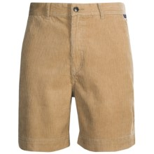 Kahala Kord Elas Shorts (For Men) in Dune - Closeouts