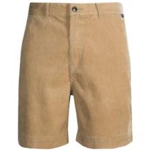 Kahala Kord Elas Shorts (For Men) in Dune - Closeouts