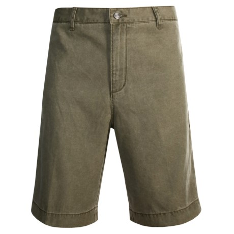 Kahala Tide Wash Shorts (For Men) in Vineyard Red