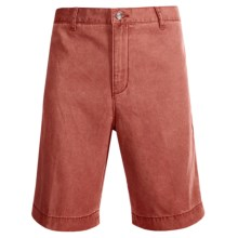 Kahala Tide Wash Shorts (For Men) in Vineyard Red - Closeouts
