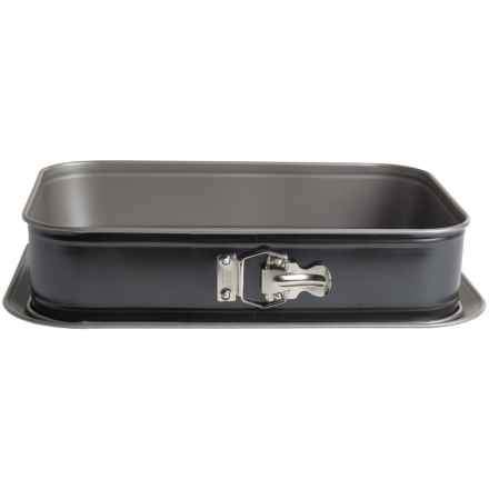 "Kaiser Noblesse Rectangular Springform Pan - 13x9"" in See Photo - Closeouts"