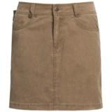 Kakadu Ashbury Skirt - 8 oz. Gunn-Worn Canvas (For Women)