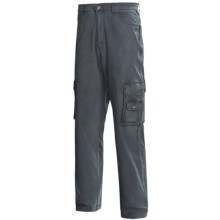 Kakadu Gunn-Worn Cargo Pants - 8 oz. Cotton Canvas (For Men) in Blue - Closeouts