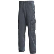Kakadu Gunn-Worn Cargo Pants - 8 oz. Cotton Canvas (For Men) in Blue - Closeouts