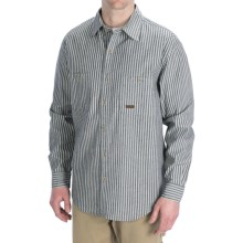 Kakadu Monash Shirt - Button Front, Long Sleeve (For Men) in Natural - Closeouts