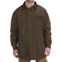 Kakadu Pilbara Jacket - Gunn-Worn Canvas (For Men) in Tobacco - Closeouts