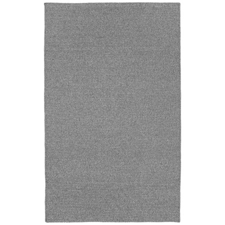 Kaleen Bikini Collection Indoor/Outdoor Rug - 5x8' in Pewter