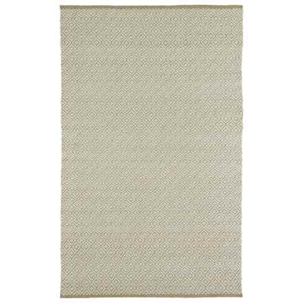 Kaleen Colinas Jute and Wool Accent Rug - 3x5' in Camel - Closeouts