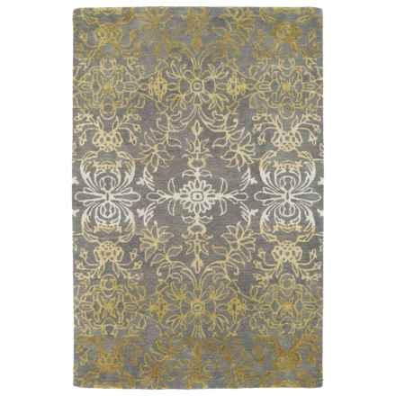 "Kaleen Divine Area Rug - 5'x7'9"" in Brown - Closeouts"