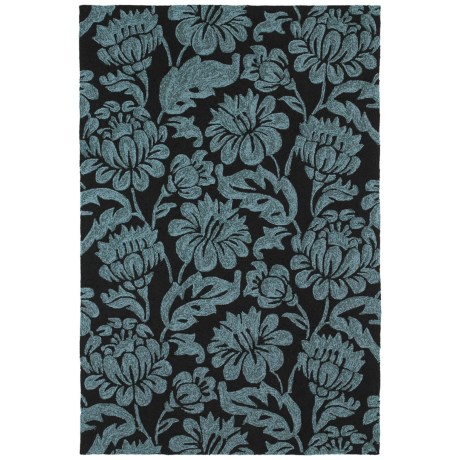 Kaleen Habitat Indoor Outdoor Area Rug 4x6'