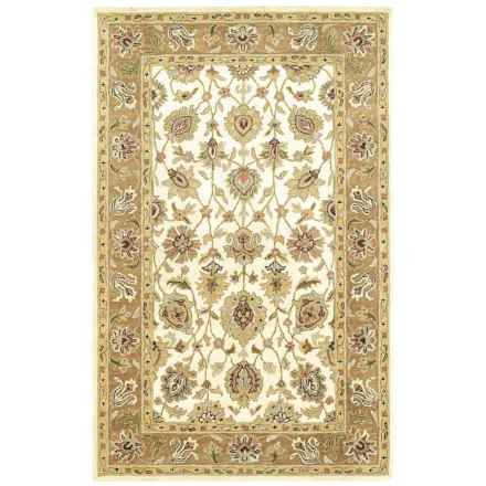 Kaleen Heirloom Collection Accent Rug - 2x3' in Deborah Linen - Overstock