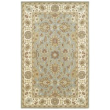 Kaleen Heirloom Collection Accent Rug - 2x3' in Sybil Spa - Overstock