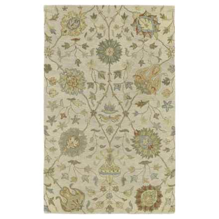 Kaleen Helena Collection Accent Rug - 2x3' in Aphrodite Ivory - Overstock