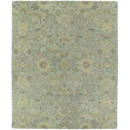 Kaleen Helena Collection Accent Rug - 2x3' in Athena Silver - Overstock