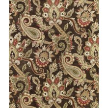 Kaleen Helena Collection Area Rug - 9x12' in Odyusseus Chocolate - Overstock