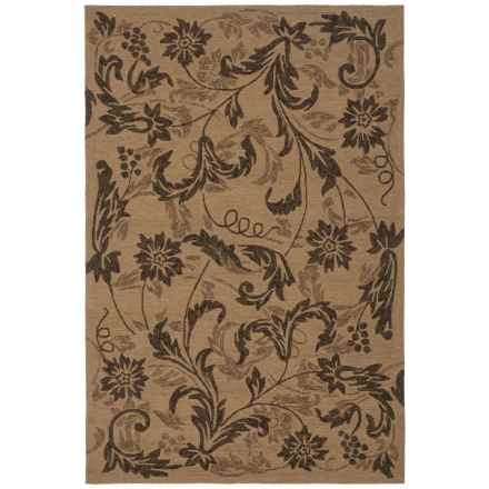 Kaleen Home And Perch Collection Rivoli Indoor Outdoor Area Rug 5 X7