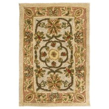 Kaleen Home & Porch Collection Accent Rug - 2x3' in Chatham County Ivory - Closeouts