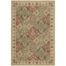 Kaleen Home & Porch Collection Accent Rug - 2x3' in Desoto Linen - Closeouts