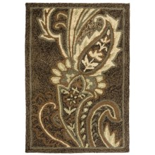 Kaleen Home & Porch Collection Accent Rug - 2x3' in Dutch Island Chocolate - Closeouts