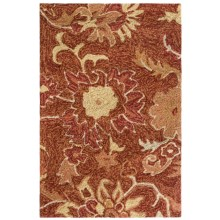 Kaleen Home & Porch Collection Accent Rug - 2x3' in Juliette Paprika - Closeouts